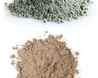 NZ Bentonite Clay - FREE SHIPPING Worldwide - 50g, 100g