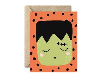 Frank - Greeting Card