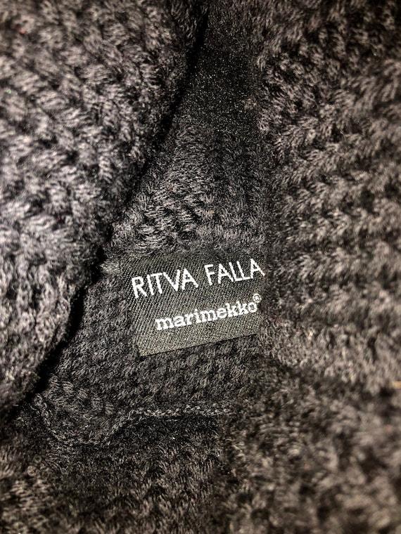 Marimekko knitted sweater - image 5