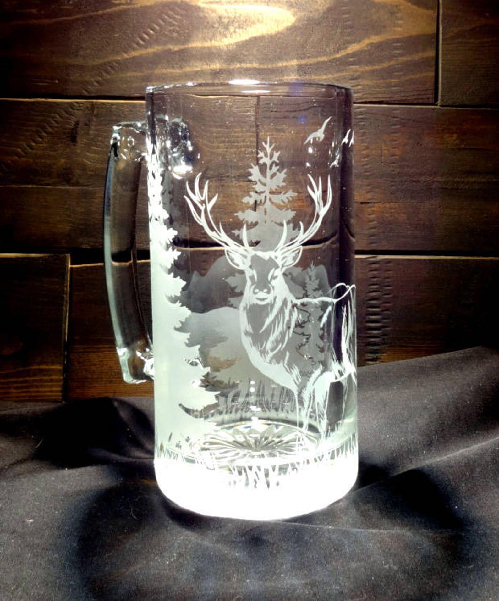 Standing Deer Mug