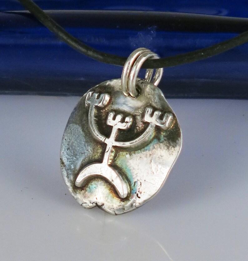 Medieval Magic Amulet Seal for Fixed Stars Polaris Algorab