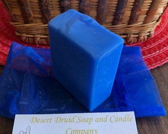 Soap Bar,Homemade Soap,Natural Soap,Lard and Lye Soap,Orange Scented Soap,Cleansing Bar,DesertDruidBotanical,Artisan Soap,Small Batch,Boho