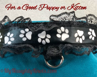 Collar for your Pet, Adjustable Lockable Adult Play