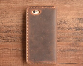 check out 4e7c4 4d9b1 Iphone 6 wallet case   Etsy