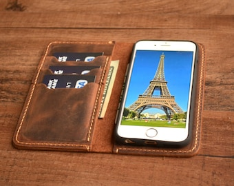 iphone 8 plus etsyiphone 8, iphone 8 plus, iphone x, iphone 10, iphone xs max iphone wallet, iphone case, iphone case, distressed leather case, iphone cover