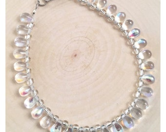Teardrop Luminescent Anklet
