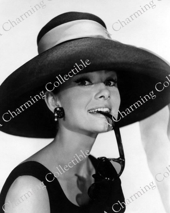 Audrey Hepburn 8xx14 Photo Print Sexy Hollywood Etsy