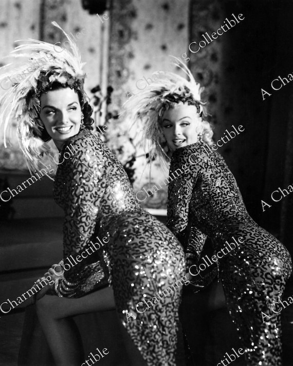 1953 Marilyn Monroe High Quality 11x14 Archival Photo