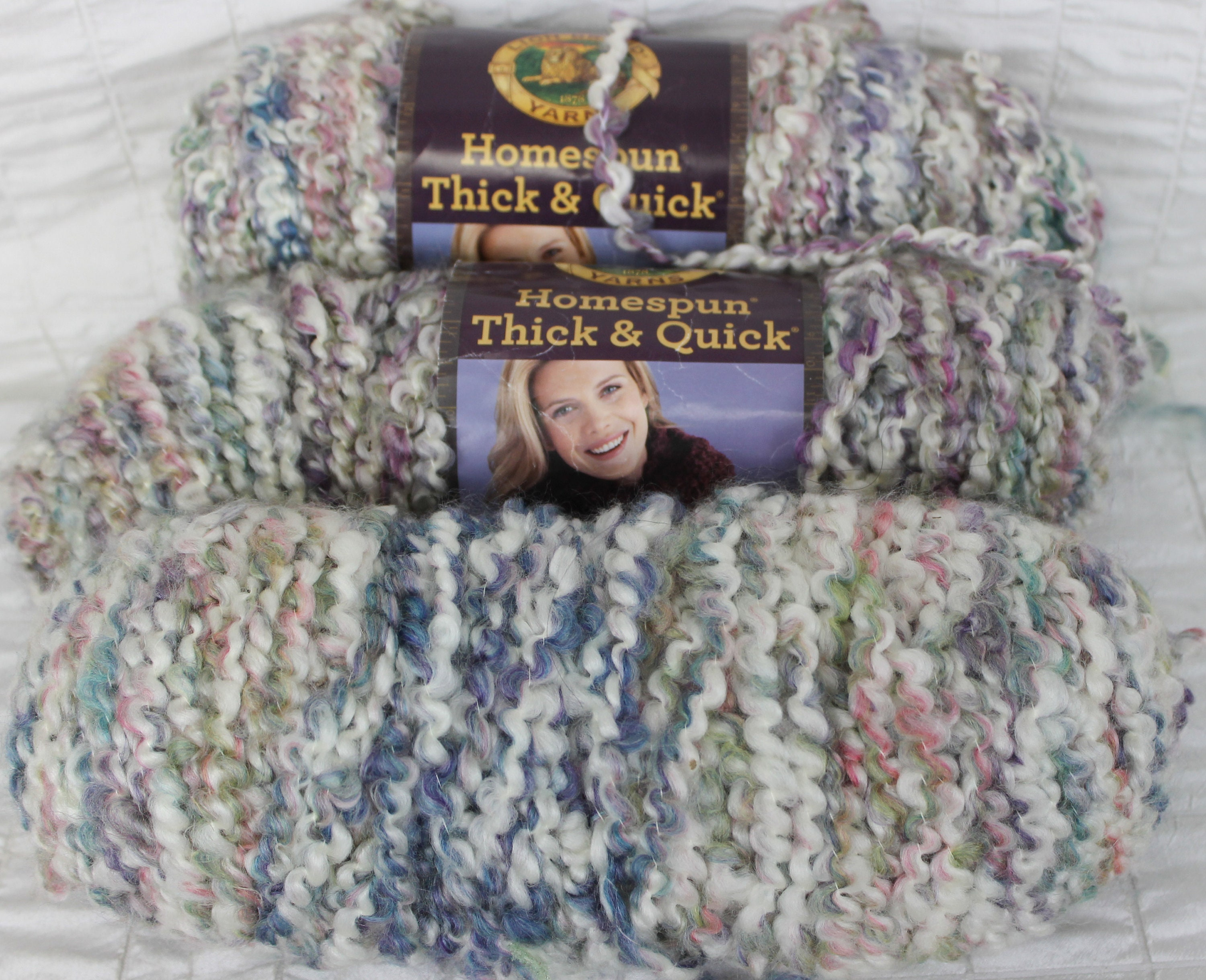 Homespun Thick And Quick Crochet Hat Patterns 6b5894fe353