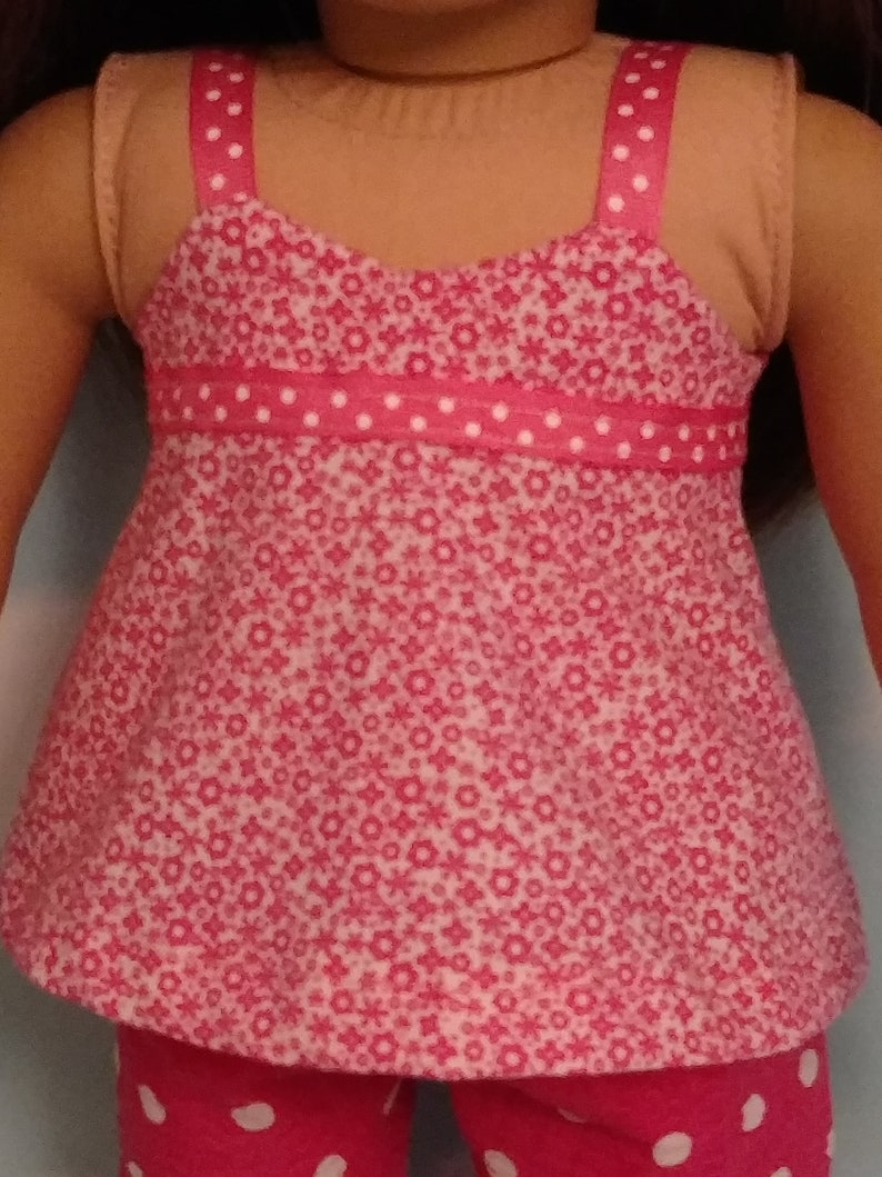 """18/"""" Doll Dress 18 inch American Made Doll Clothes 86abc"""