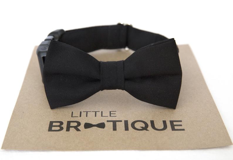 Black Dog Bow Tie image 0