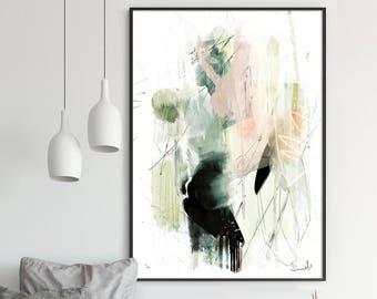 Printable Abstract Art, Minimalist, Modern art, Large art, Living Room Art, Printable art, Instant Download Art, Modern Abstract Art