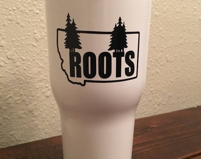 Montana Roots Insulated tumbler