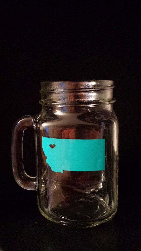 Montana Mason Drinking Jar various styles