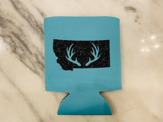 Montana Antler can cooler