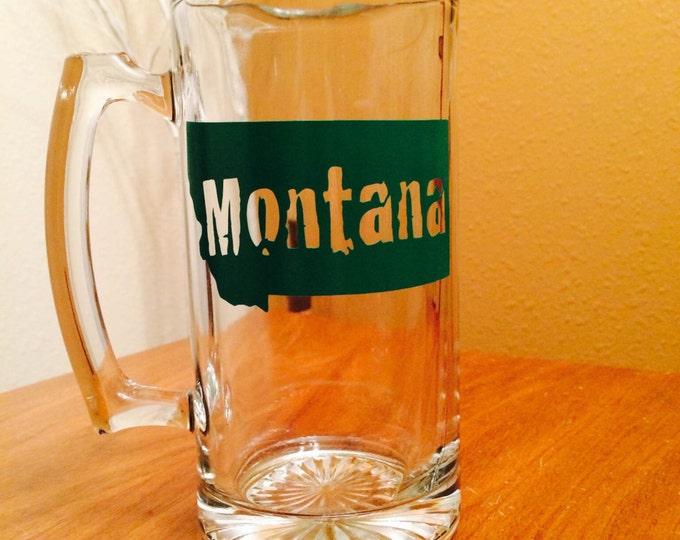Montana Beer Mug various styles