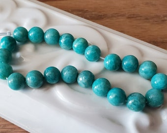 Jewelry Beads 15 inch Strand Natural Amazonite Abacus Beads Gemstone Beads Natural Rondelle Amazonite Beads 4x6mm 5x8mm Beads Supply