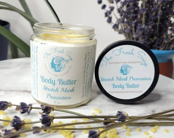 Body Butter, Stretch Marks Cream,  Skincare infused with Frankincense, Lavender and Patchouli Essential Oils, Body Oil, Hand and body Cream
