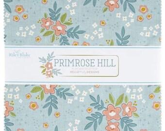 "Primrose Hill 10"" Stacker by Melanie Collette for Riley Blake"