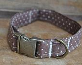 Vintage Style Dog Collar....