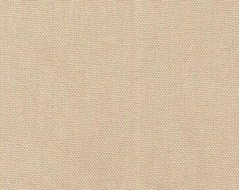 Stoff Baumwolle / Canvas in beige