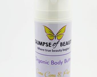 Camu Camu Oil & Pequi Body Butter