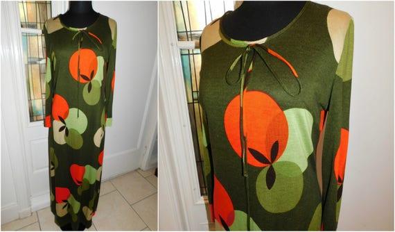 Danish Mod Patio Maxi Dress, by Figura Sun Party,
