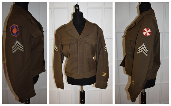 1950's 98th Infantry Division Iroquois Division 8t