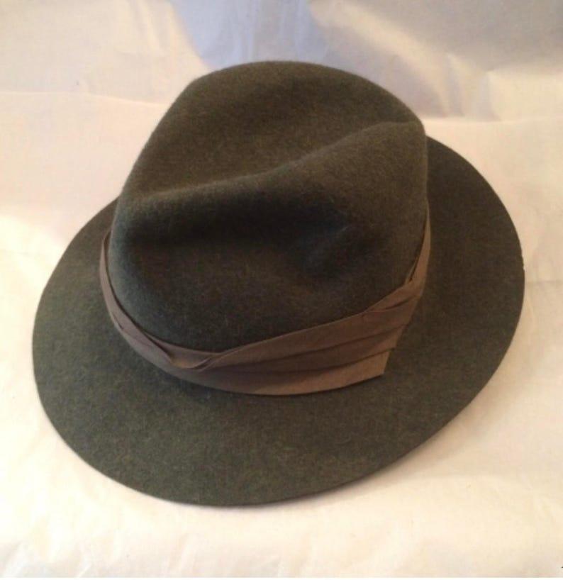 5f71b0086d259 Christy s Hand-Made Hunter Safari Felt Hat