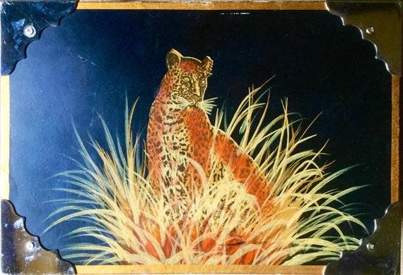 Panther Cigar Box Bag - image 5