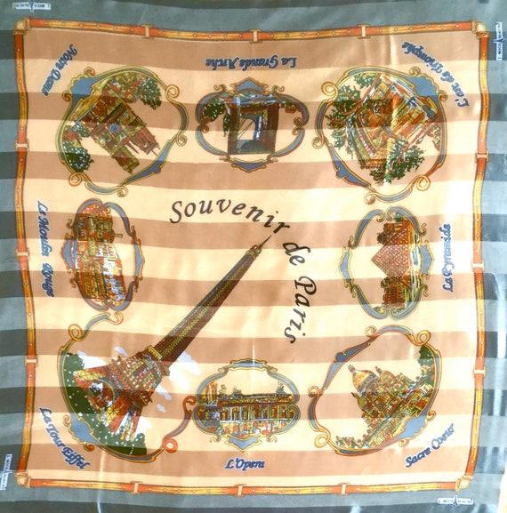Souvenir de Paris Scarf - image 1