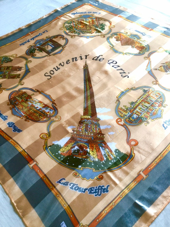 Souvenir de Paris Scarf - image 4