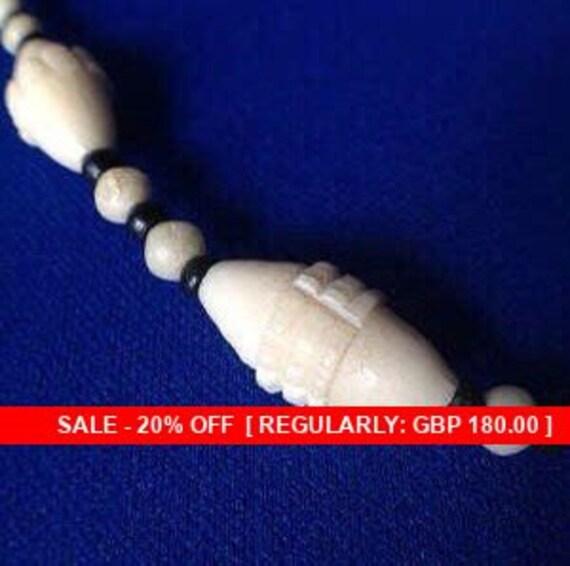 Art Deco Celluloid Necklace
