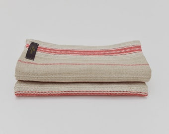 French Country Linen Napkin -  Set of 2