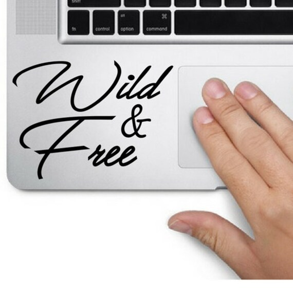 Wild And Free Svg Cut File For Vinyl And Paper Cutters Etsy