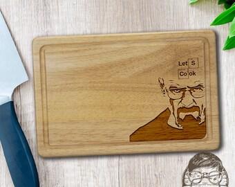 Breaking Bad Heisenberg Chopping Board