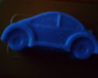 Lavender Goats Milk Soap - Motor Car - 113g - Handmade - Kind and gentle to all skins