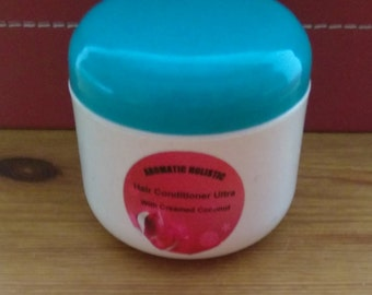 Rosemary & Coconut Herbal Hair Conditioner 100mls -  Hair care -