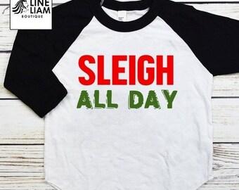 ends at 12am kids christmas shirt boys christmas shirt girls christmas shirt holiday shirts kids santa shirt baby first christmas chri - Girls Christmas Shirts