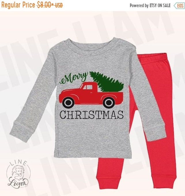image 0 - Girls Christmas Nightgowns
