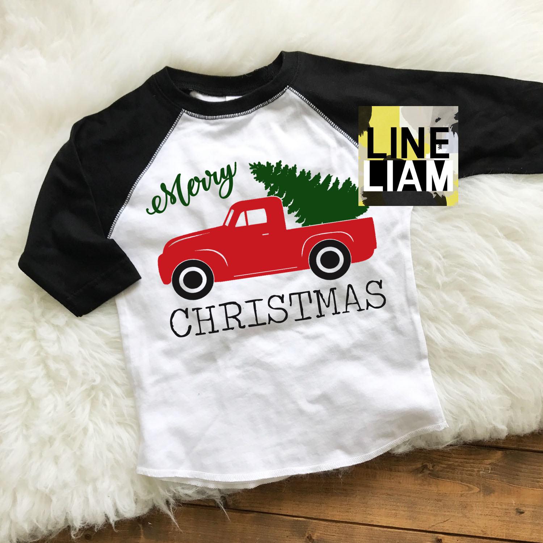 Frohe Weihnachten Yall Kinder Weihnachten Shirt jungen | Etsy