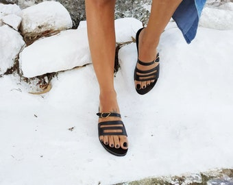 ffc8f0cb81a7f8 Ancient Greek sandal   Leather sandals   Sandals   Greek sandals   Summer  shoes   Gladiator sandals  Women Sandals   Erastos