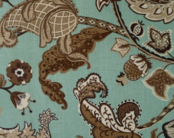 BLOWOUT SALE!!!,Wilmington Robins Egg Fabric