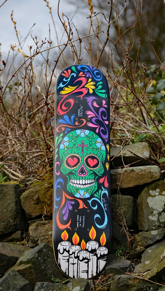 ideal for park and street SP8BOARDS Urban our traditional trick deck New