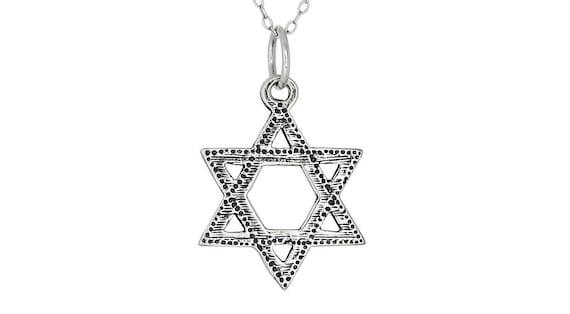 Sterling Silver .925 Archangel Zadquiel Angel of Freedom Zadkiel Necklace