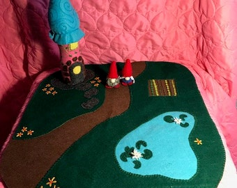 Gnome Home Playset
