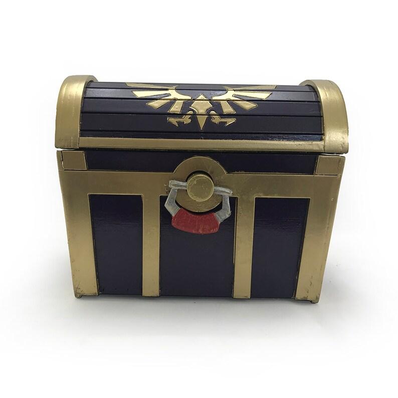 Legend of Zelda EX Treasure Chest