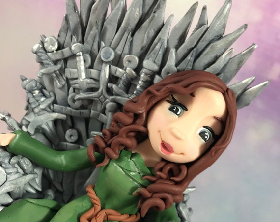 Game of Thrones Cake Topper