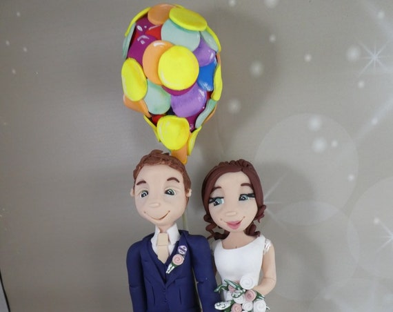 wedding Cake Topper - Disney UP