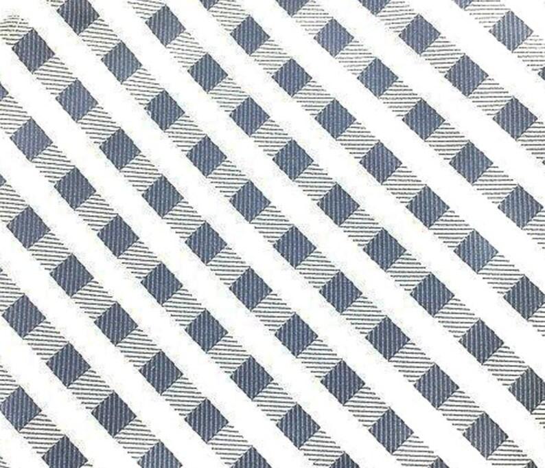 Matching Bowtie Pocket Square White Grey Checkered Handkerchief Ties Set Groomsmen Gingham Bowties Hanky Bundle Wedding Bow Tie Hankie Set